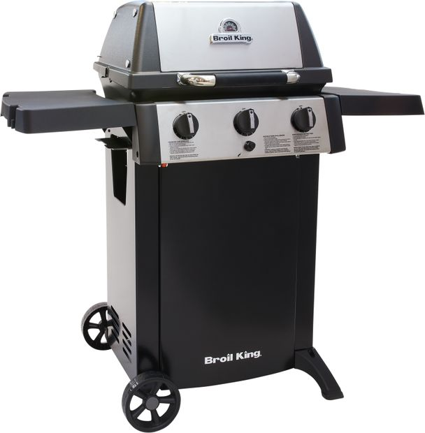 Image of BROIL KING Gasgrill GEM 320 3-BRENNER