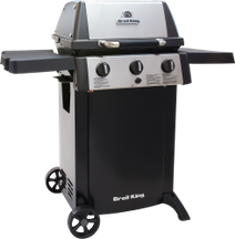 Barbecue a gas con 3 bruciatori GEM 320