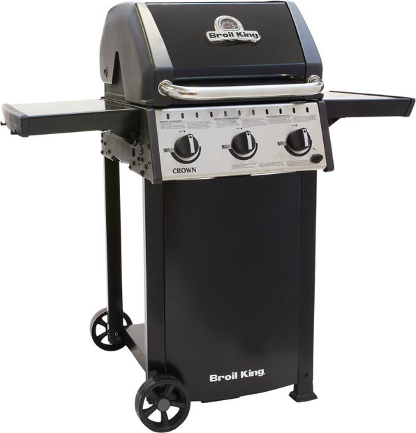 Image of BROIL KING Gasgrill CROWN CART 310 3-BRENNER