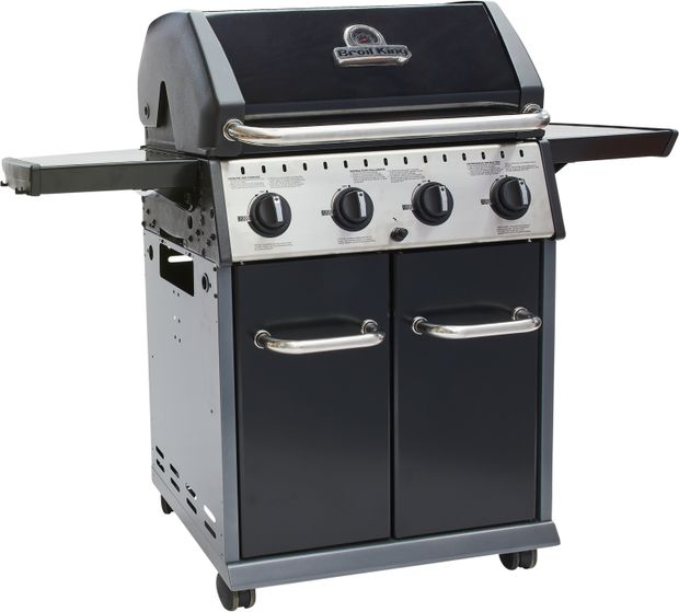 Image of BROIL KING Gasgrill CROWN 420 4-BRENNER