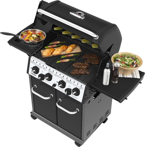 Image of BROIL KING Gasgrill CROWN 490