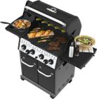 Barbecue a gas CROWN 490