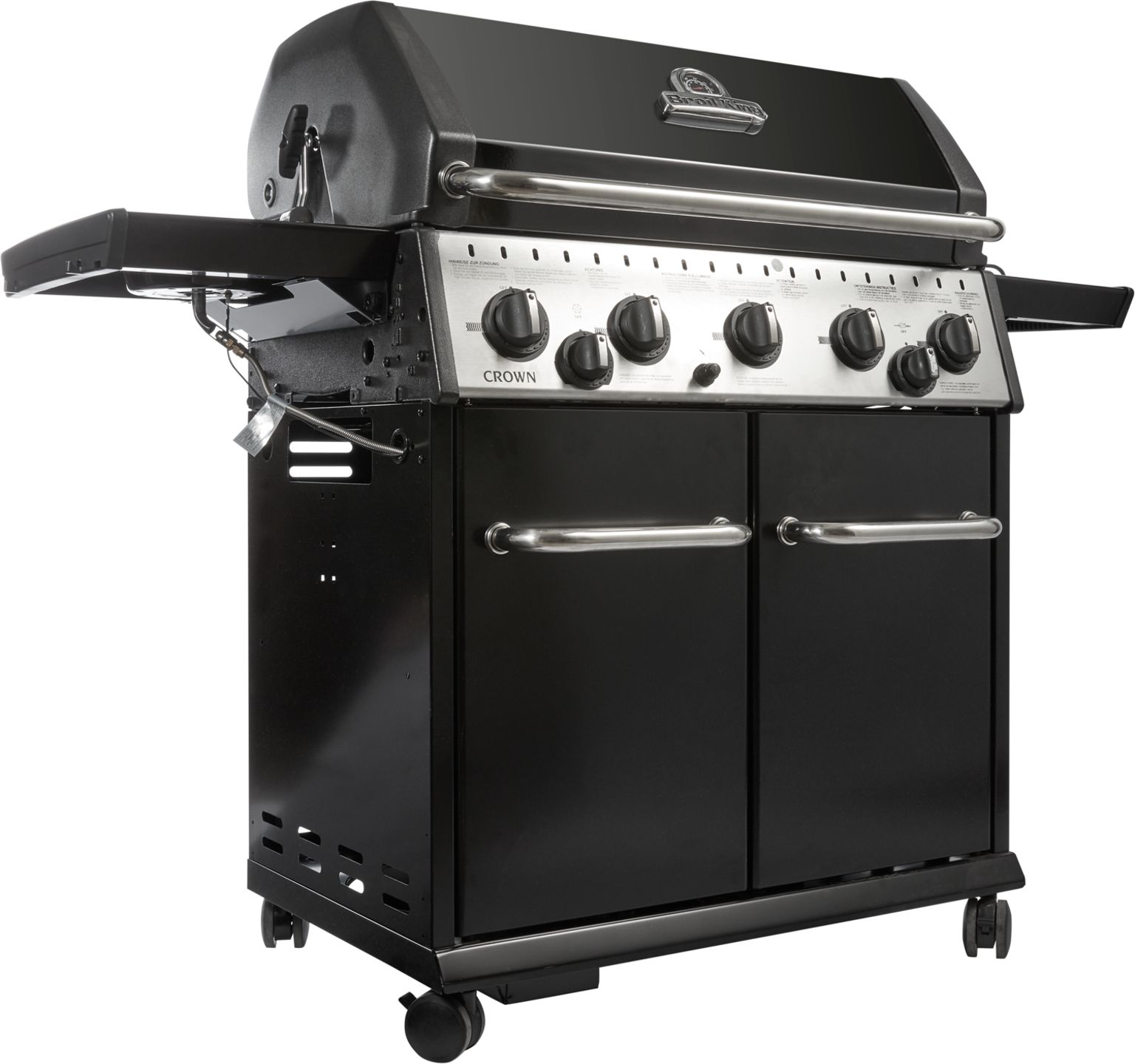 Image of BROIL KING Gasgrill CROWN 590