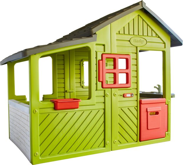 Image of SMOBY Spielhaus NEO FLORALIE