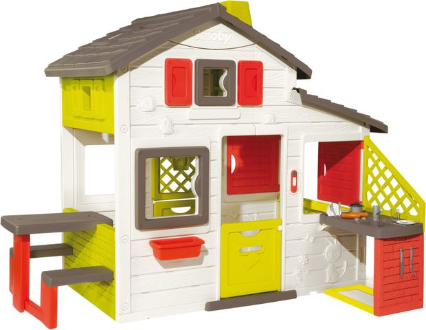 Image of SMOBY Spielhaus FRIENDS HAUS