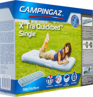 MATELAS GONFLABLE SIMPLE XTRA