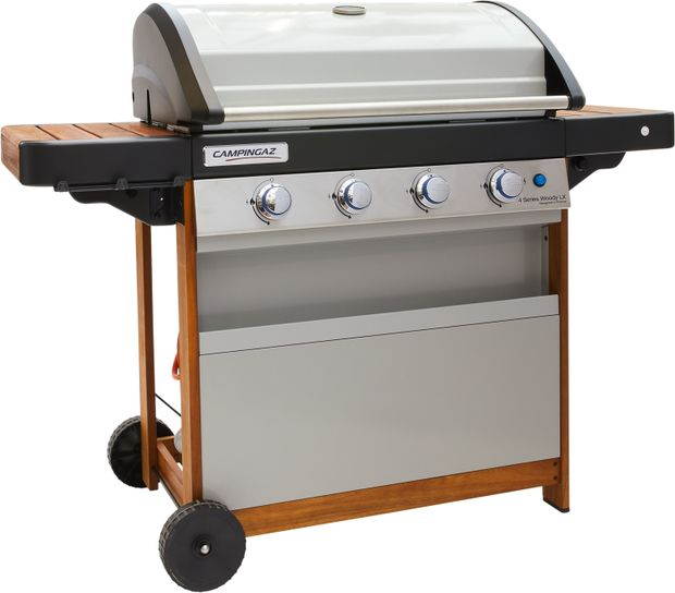 Image of CAMPINGAZ Gasgrill 4 SERIES WOODY LX