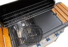 Barbecue a gas 4 SERIES WOODY LX