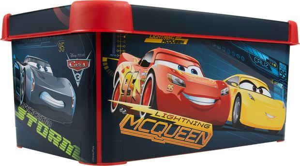 Image of CURVER Box CARS 3