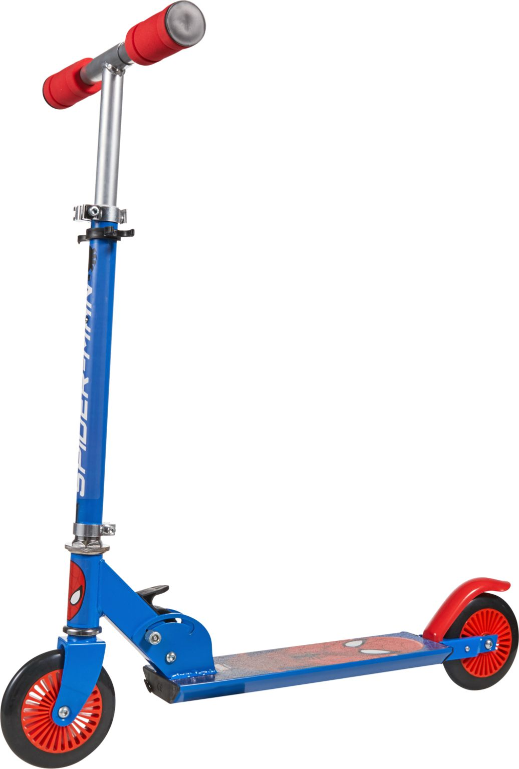 Image of 2-Rad-Scooter SPIDERMAN Klappbar