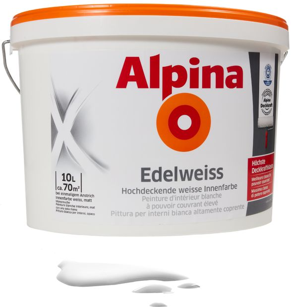 Image of ALPINA Disperson Edelweiss