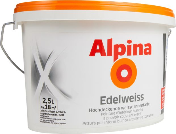 Image of ALPINA Dispersion Edelweiss