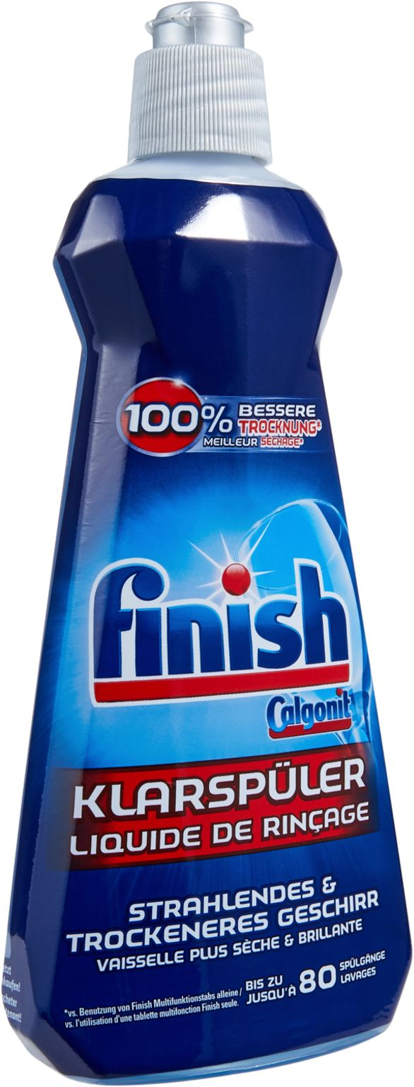 FINISH Klarspüler Regular
