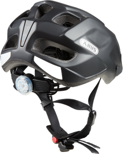 Kinder-Velohelm MOUNTX velvet black M
