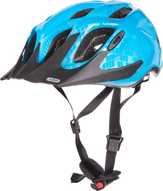 Image of ABUS HELM MOUNTX CARRIBEAN BLUE M