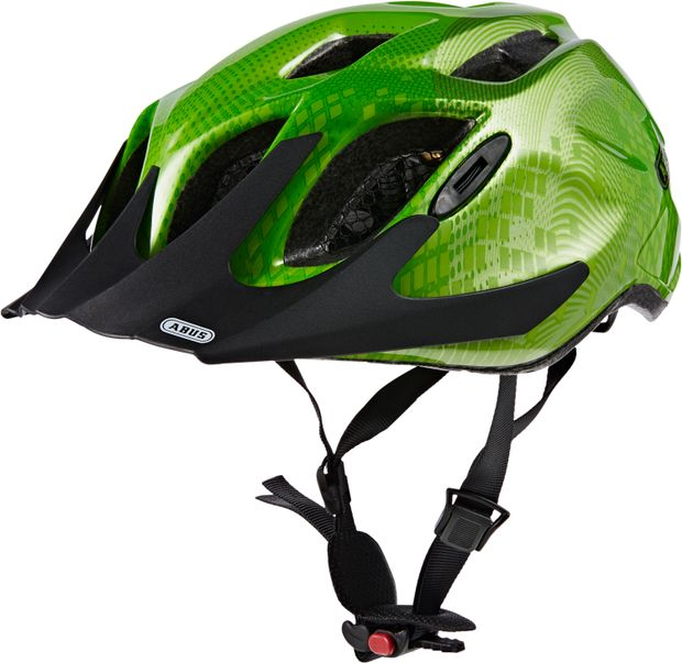 Image of ABUS HELM MOUNTX APPLE GREEN M