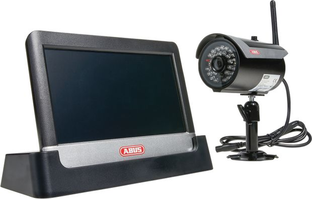 Image of ABUS Videoüberwachungsset TOUCH & APP