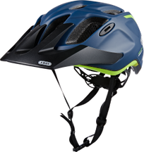 FAHRRADHELM MOUNTK MIDNIGHT BLUE M