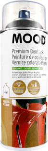 Laque de couleur Premium en spray