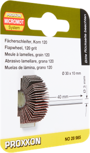 Fächerschleifer