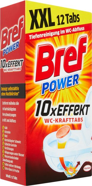 Image of BREF WC-Tabs