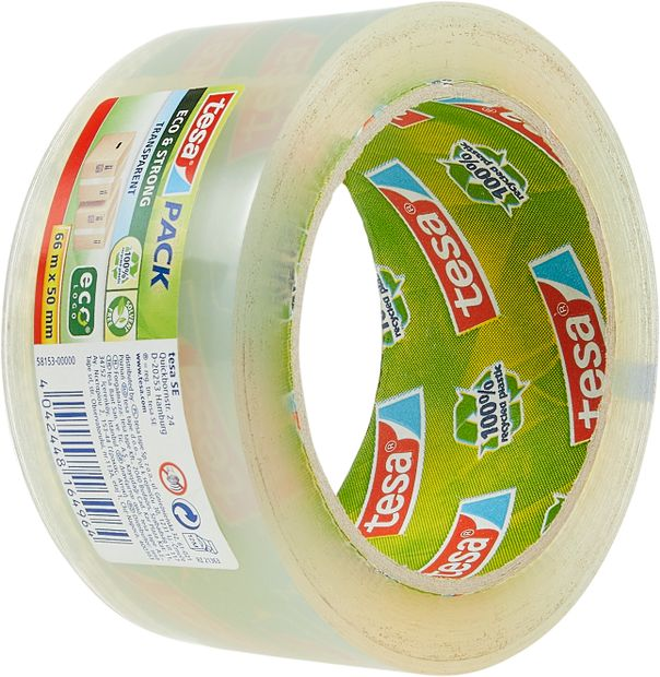 Image of TESA Verpackungsband ECO & STRONG