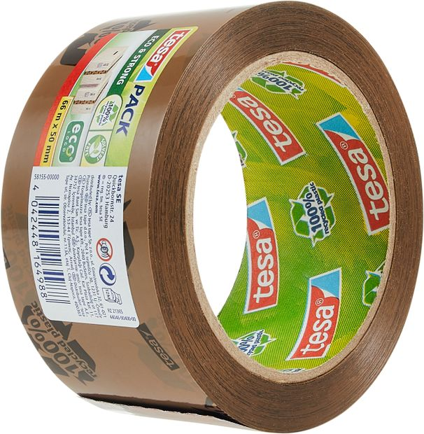 Image of TESA Verpackungsbang ECO & STRONG