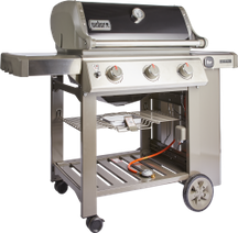 Barbecue a gas GENESIS II E-310 GBS BLACK