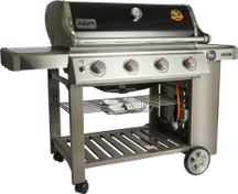 Barbecue a gas GENESIS II E-410 GBS BLACK