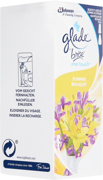 Image of GLADE One Touch Minispray Nachfüller