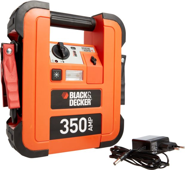 Image of BLACK+DECKER Powerstation