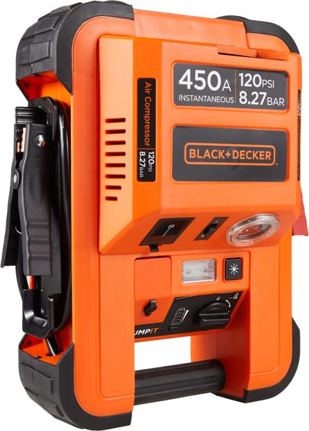 Image of BLACK+DECKER Powerstation 450A
