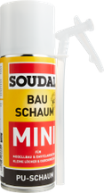 Mini-Bauschaum