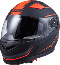 CASCO INTEGRALE BAYAMO RED RACE, L