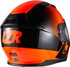 KLAPPHELM MH2 V'SIBLE RED M
