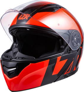 KLAPPHELM MH2 V'SIBLE RED S