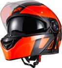 CASQUE RABATTABLE MH2 V'SIBLE RED XL