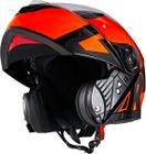 KLAPPHELM MH2 V'SIBLE RED XL