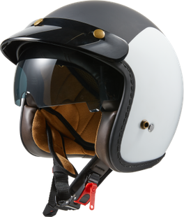 Casco jet Mambo Evo Air Fly