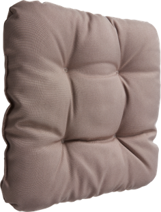Coussin SUSA TAUPE 38x38