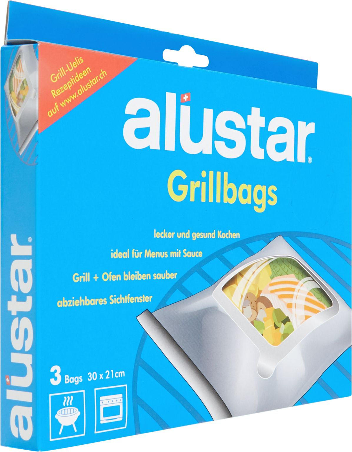 Image of ALU - STAR Barbecue Bags