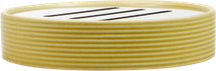 Seifenschale TUBE RIBBED