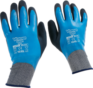 GANTS WONDER GRIP AQUA