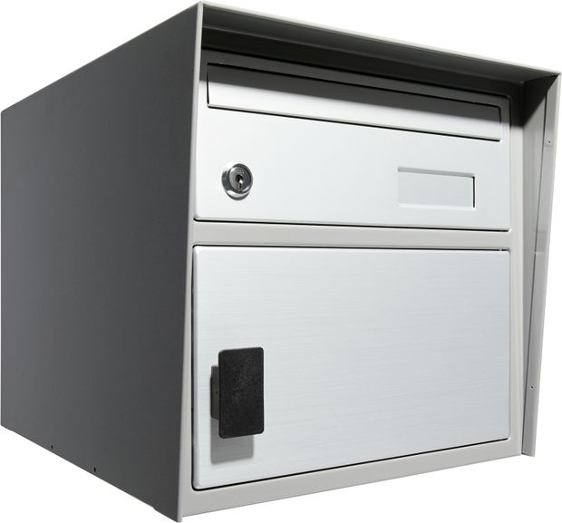 Image of ALUBOX Alu-Briefkasten