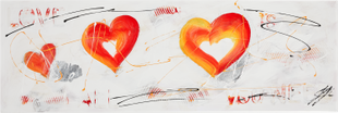 Poster mural Original Love is all you need
