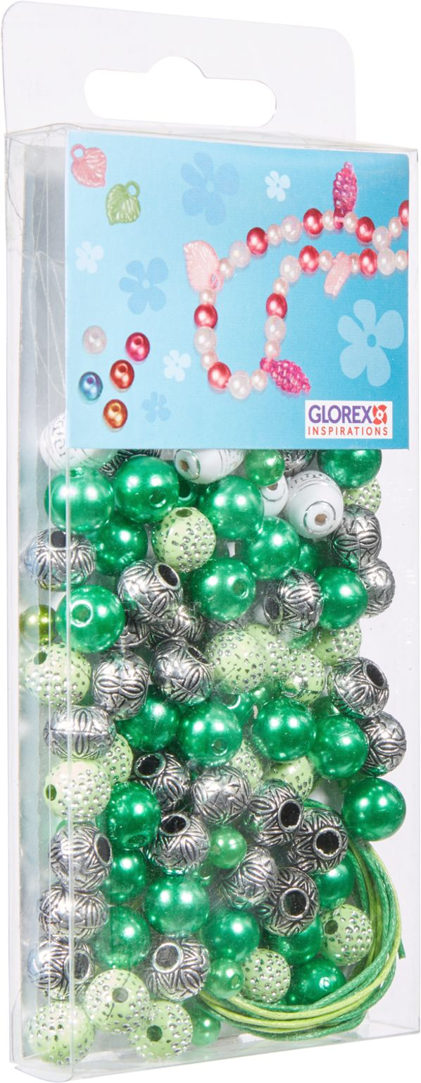 GLOREX Perlen-Set