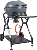 Barbecue a gas ASCONA 570 G dark grey