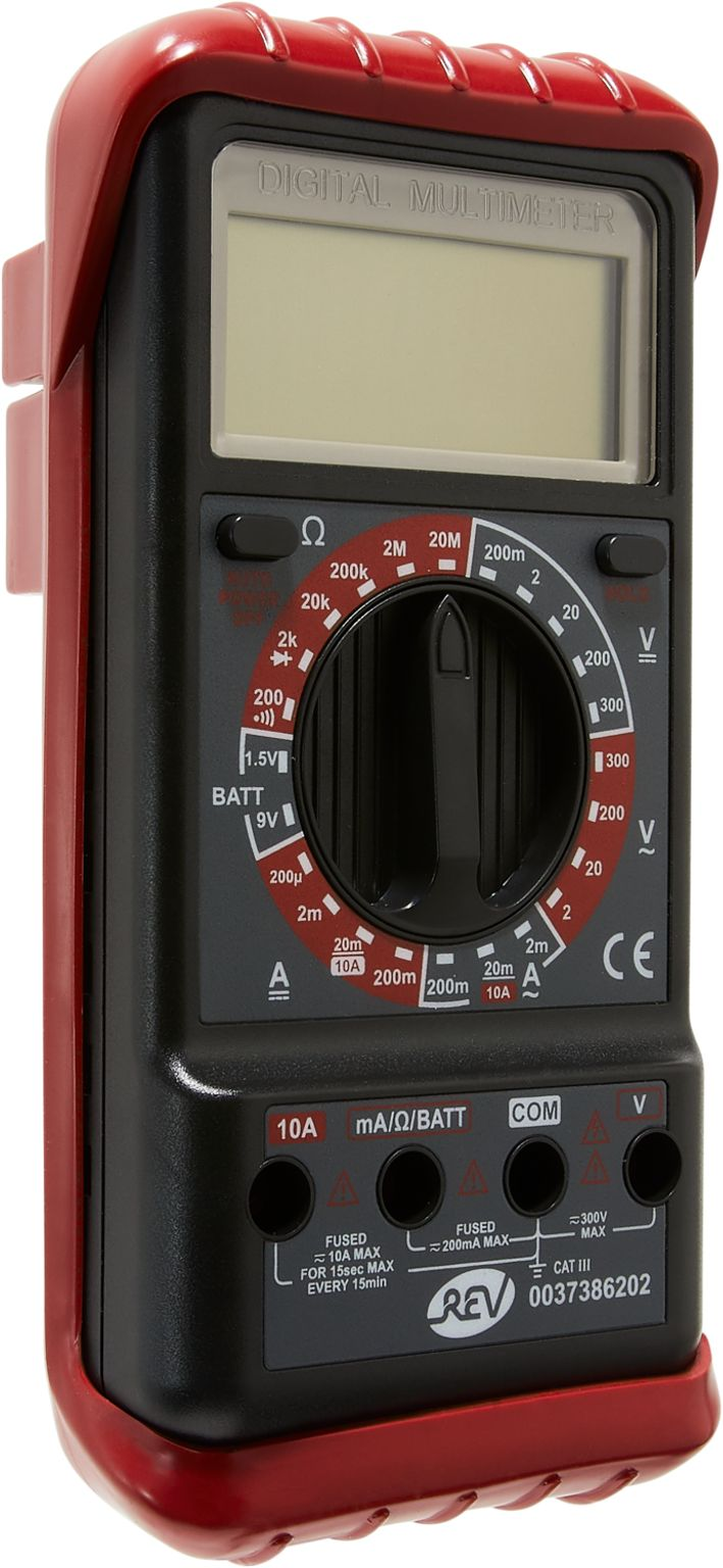 ASSYST Multimeter Digital