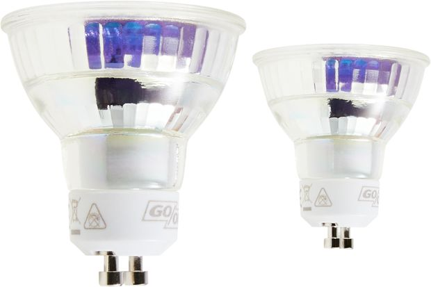 Image of GO ON LED-Lampe Spot Duo GU10 4.8 W