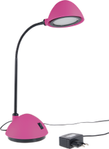 LED Bürolampe LUCY Pink